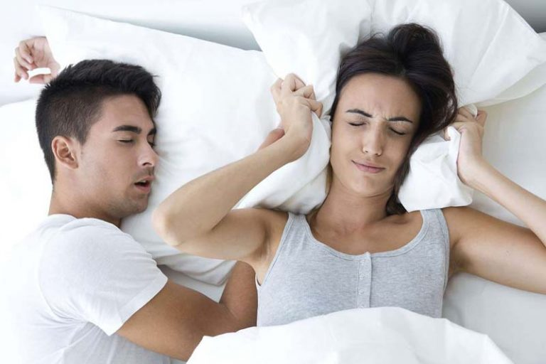 Sleeping With a Snorer: How to be Supportive