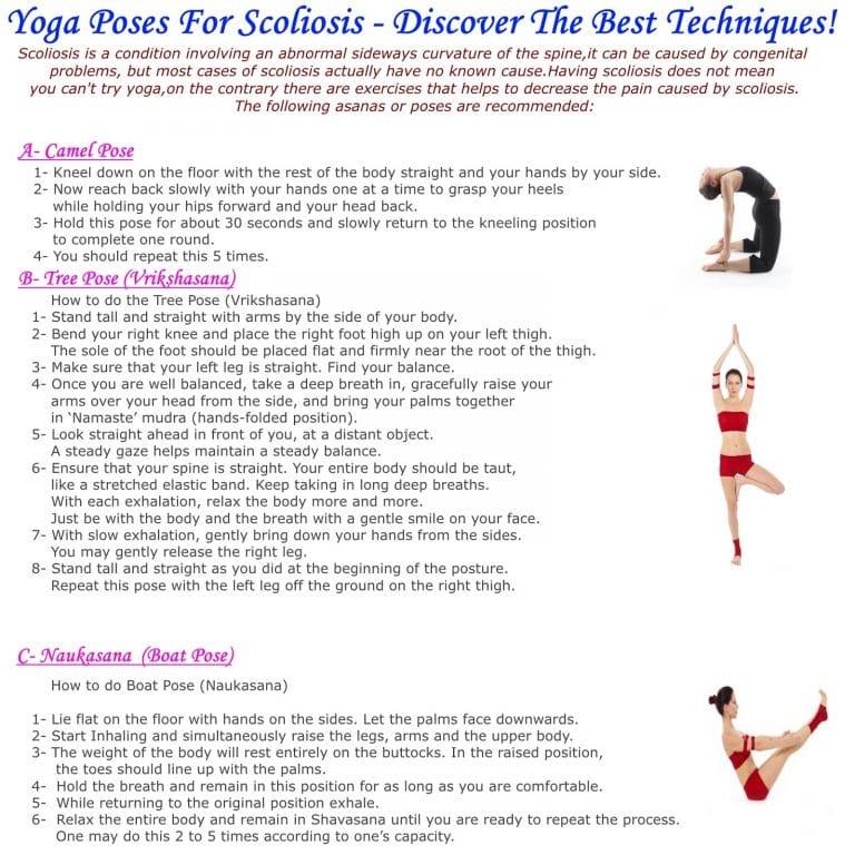 scoliosis yoga postures - 768×768