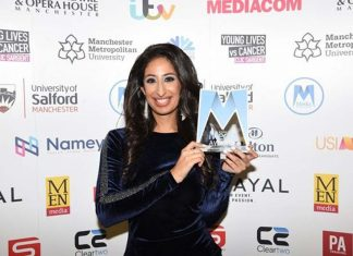 "British Asian Radio Presenter Turned Actor Anushka Arora Won the ""Best Radio Presenter of the Year"" at Asian Media Awards 2018"