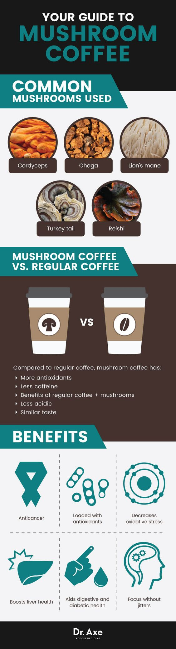 Guide to mushroom coffee