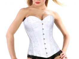 How To Rock The Holidays With A Corset Top