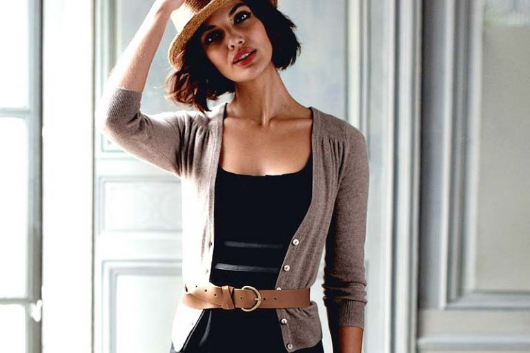 How To Wear Belt Over Dress