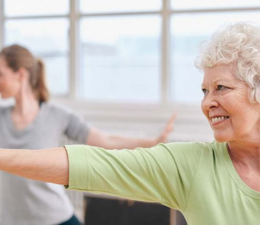 Benefits of Pilates for Seniors