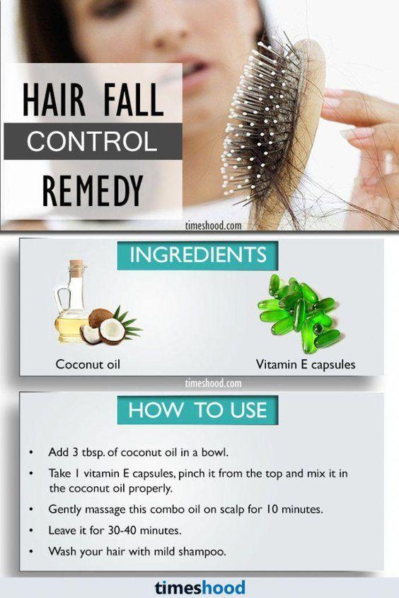 Hair Fall Control Remedy