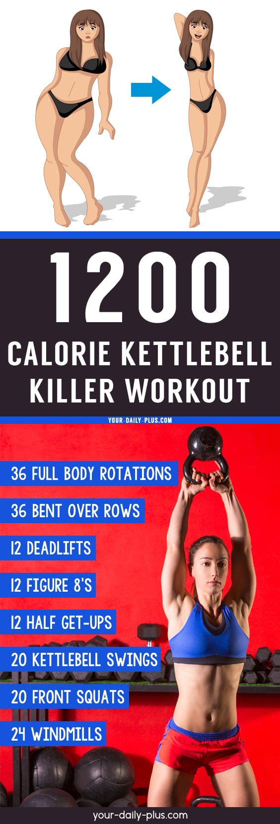 Kettlebell Killer Workout