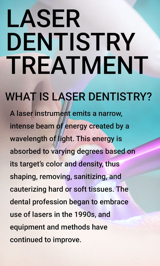 Laser Dentistry Treatment