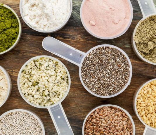 The rise of plant based protein supplements
