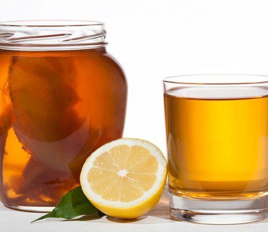 What are the benefits of drinking Kombucha?