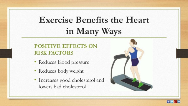 Exercise Benefits the Heart in Many Ways