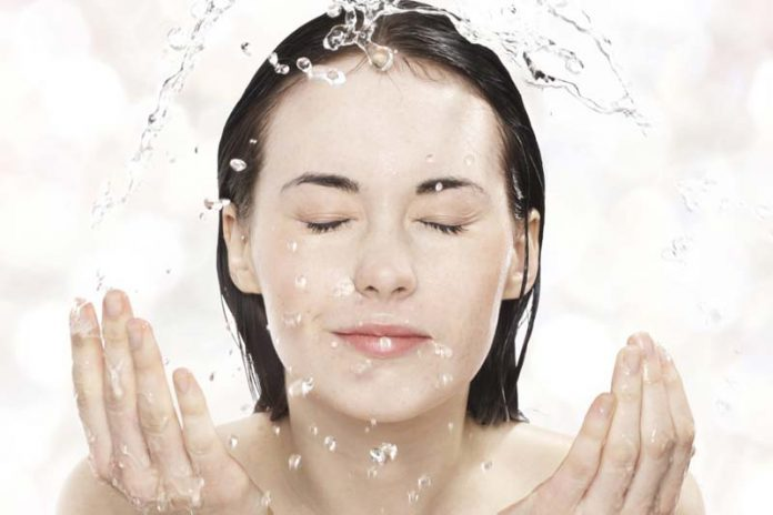 Facial Cleanser with Salicylic Acid and Lactic Acid