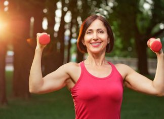 Five Daily Exercises for Women Over 40