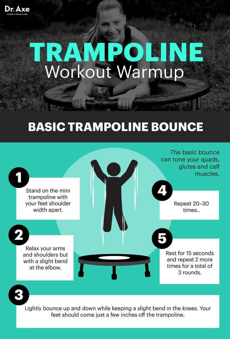 Trampoline Workout Warmup