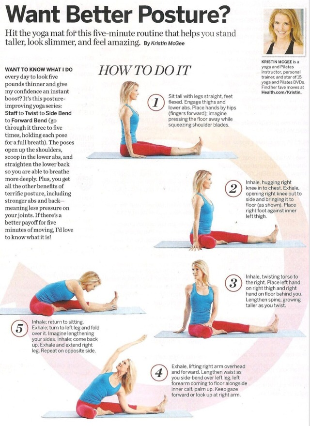 Want good Posture