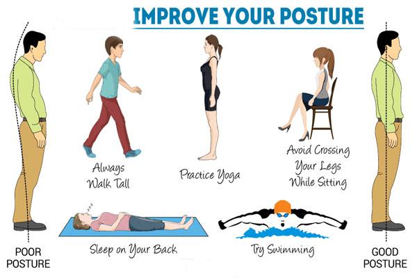 Ways to Improve Your Posture