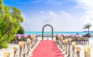 What are the new established trends in Destination Weddings?