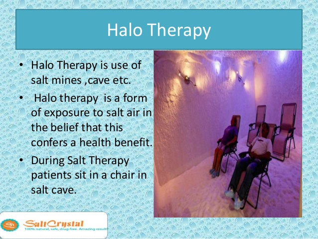 Halo Therapy