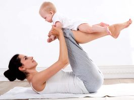 How To Feel Good About Yourself After Having A Baby