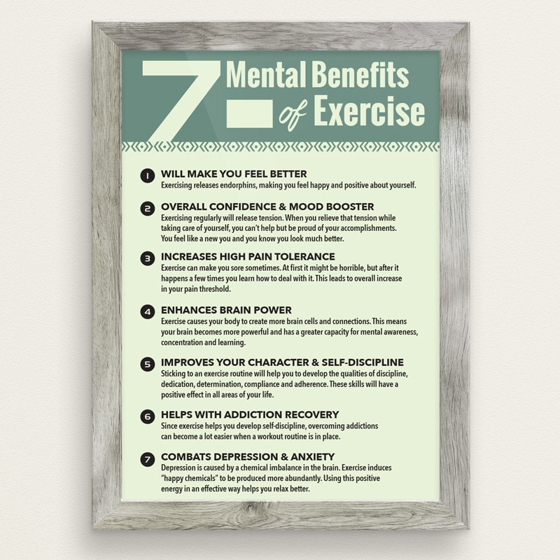 Mental Benefits of Exercise