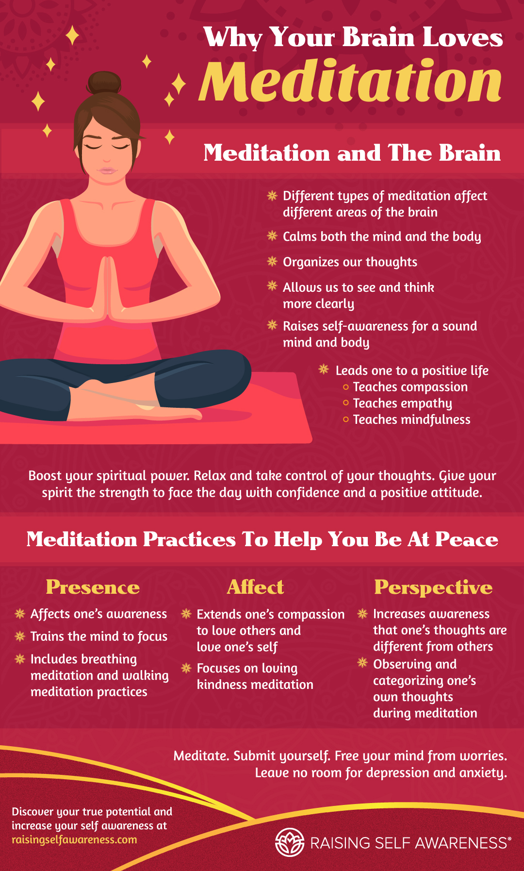 Why your Brain Loves Meditation