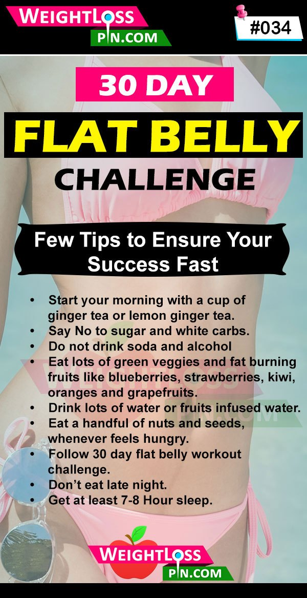 Flat Belly tips for fast success