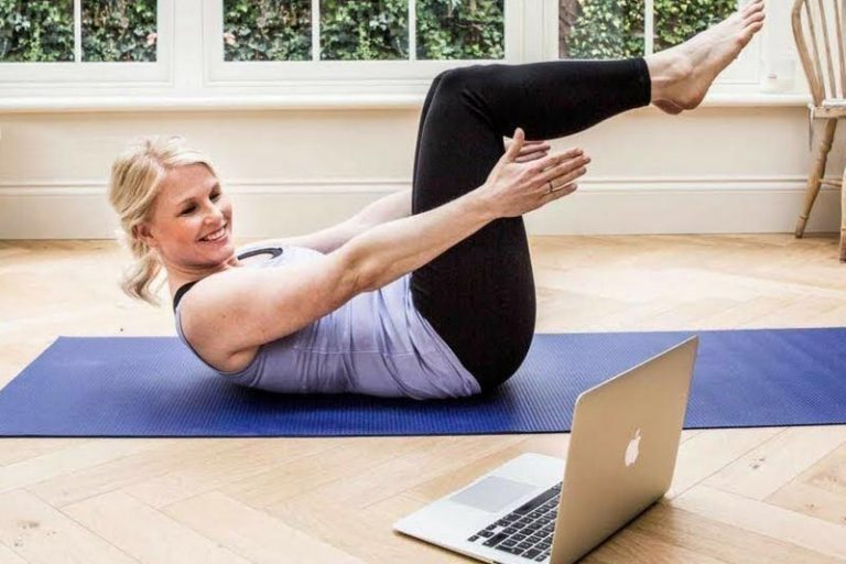 How to Get Started with Yoga at Home Using Glo