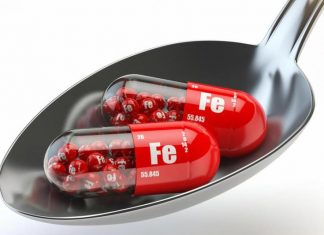 Iron for Support In Anaemia