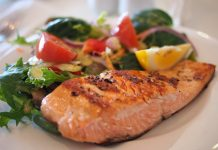 Salmon for a Healthy Lifestyle