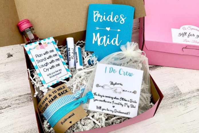 Things You Can Add To Make Perfect Bridesmaid Gift Boxes