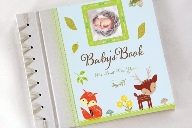 Top Baby Photo Book Ideas