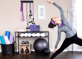 4 Essential Items for a Home Gym for Females