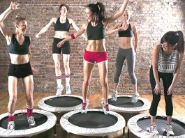 7 Benefits of a Trampoline Workout