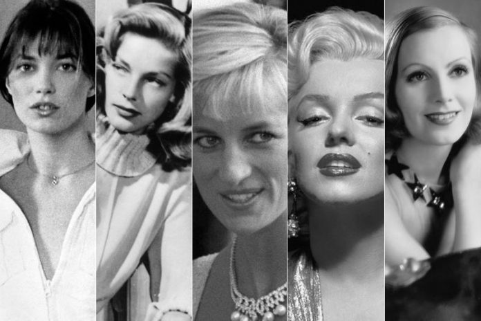 Top 5 Stylish Female Fashion Icons