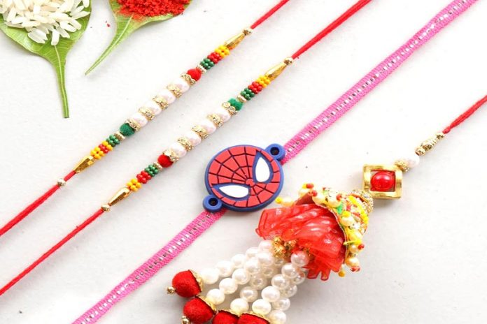 Explore The Most Amazing Rakhi Collection This Year