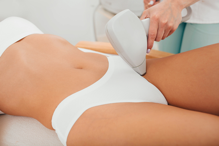 Laser hair removal bikini is completely safe