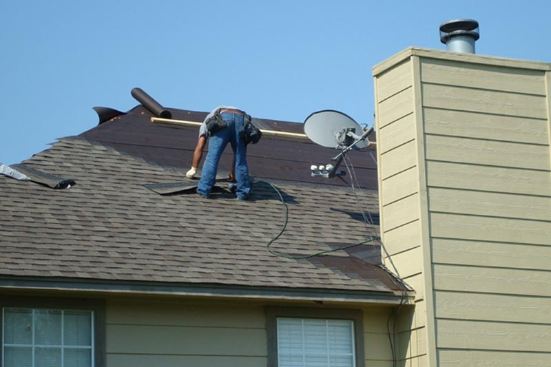 Replacement and Repair of Roof