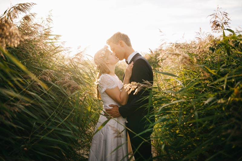 Around the World Wedding