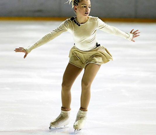 See the Amazing Athleticism of Figure Skaters in Salt Lake City