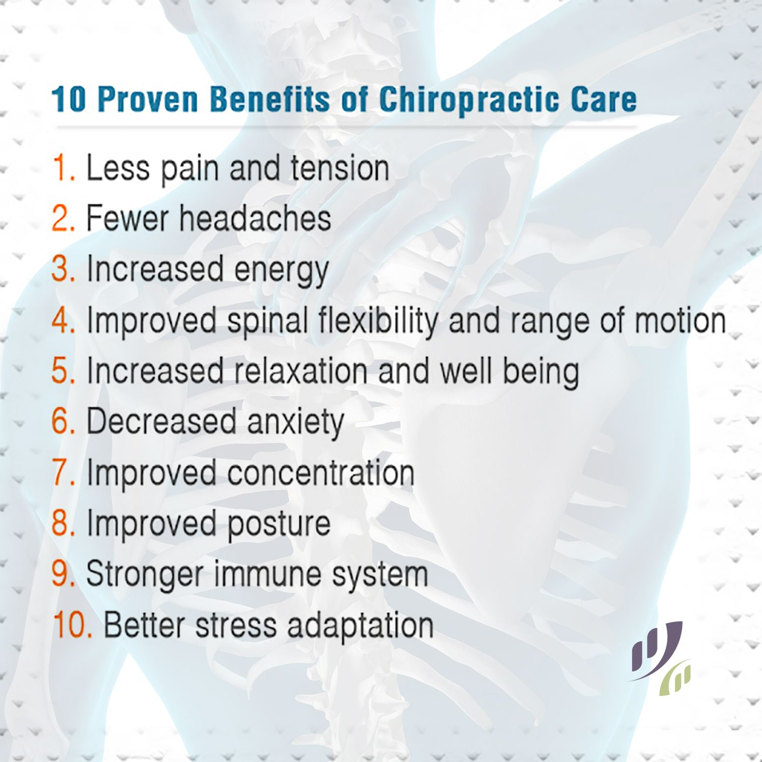 Proven Benefits of Chiropractic Care