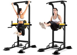 What To Consider When Choosing Power Tower Machine For Home Gym
