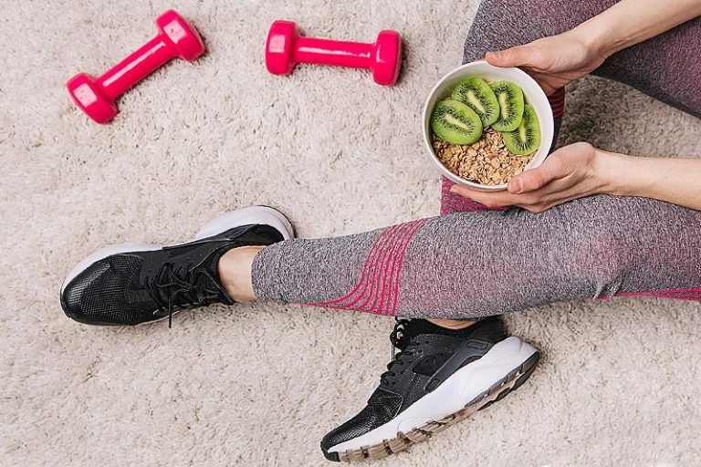 What to Eat Before & After Exercising
