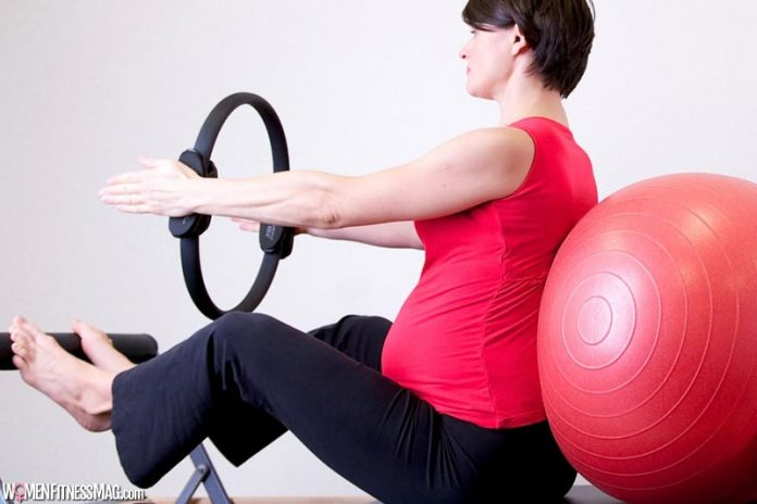 Fitness Exercises During Pregnancy Keeps Mother And Baby Healthy