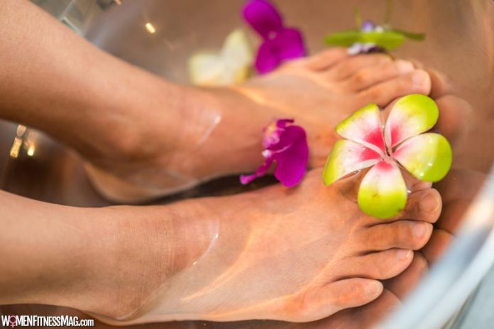 The Main Causes of Smelly Feet