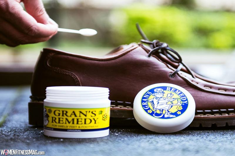 scented foot powders