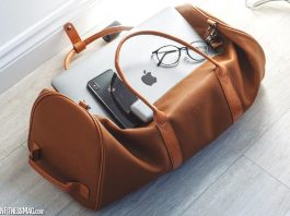 8 Styles of Weekender Bag for Traveling in Style