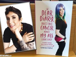 A Look into Kimberly's Diary: 'Dear Diary, Does This Cancer Make My Ass Look Fat?'