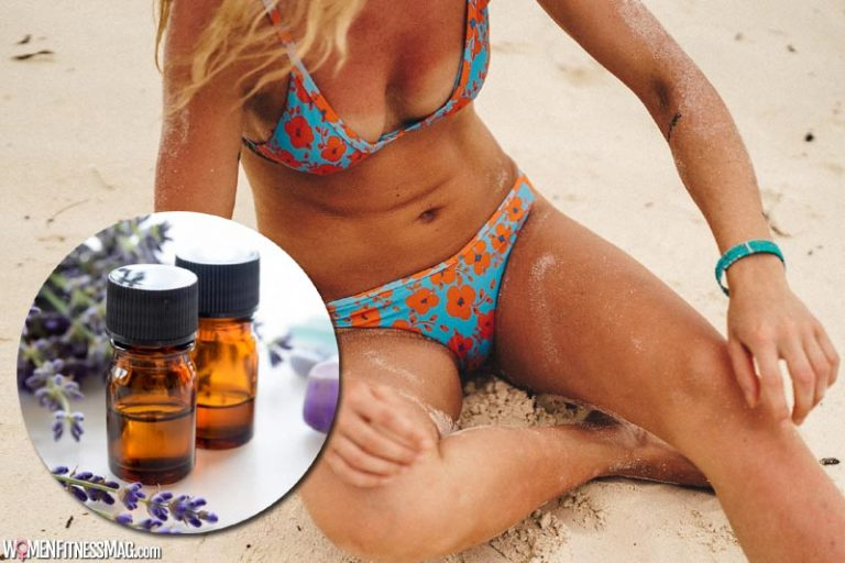 Best Essential Oils for Sunburn