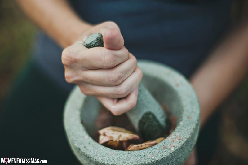 Herbs accelerate wound healing time