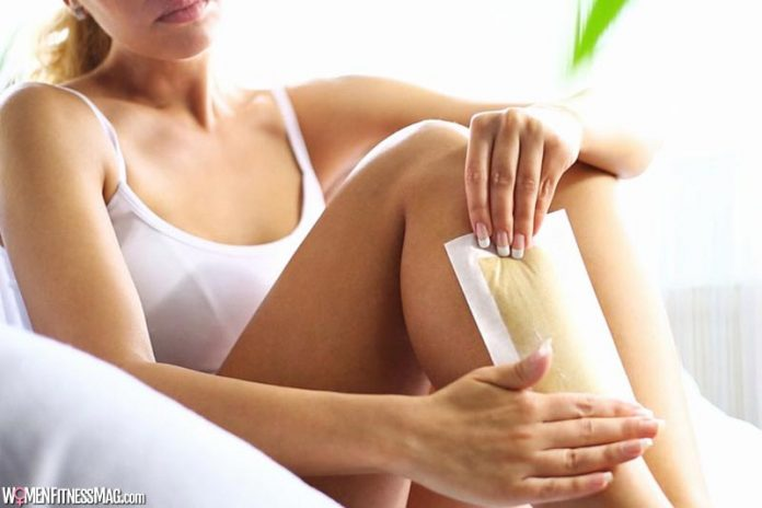 Waxing at Home: 5 Tips to Stay Safe