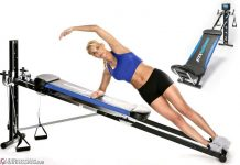 The Total Gym XLS for Chronic Pain and The Elderly