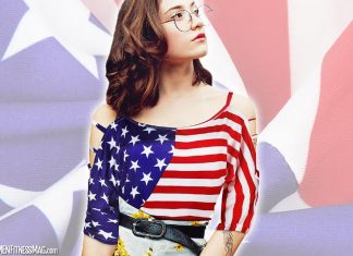 American Flag Apparels for Casual to Workout Wear